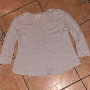 Saturday Sunday top shirt blouse - Anthropologie